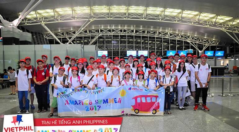 Ba mẹ lo lắng gì khi cho con tham gia trại hè tại Philippines?