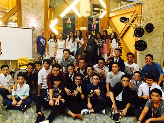 Lễ tốt nghiệp trại hè VietPhil Camp cơ sở Long Long
