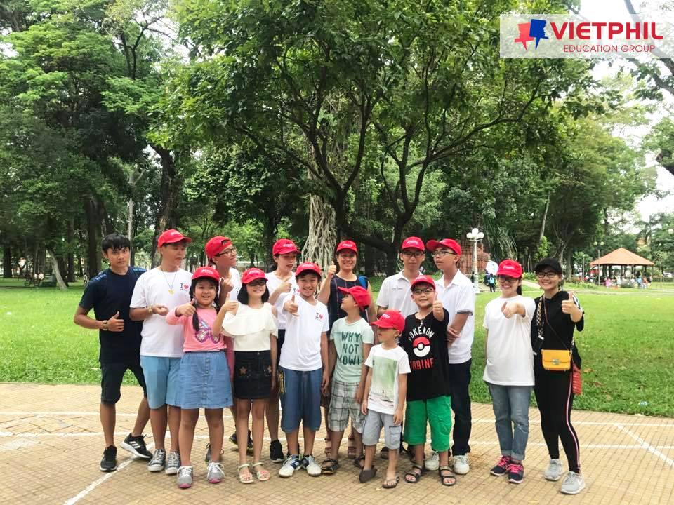 VietPhil Camp Reunion tại Hồ Chí Minh
