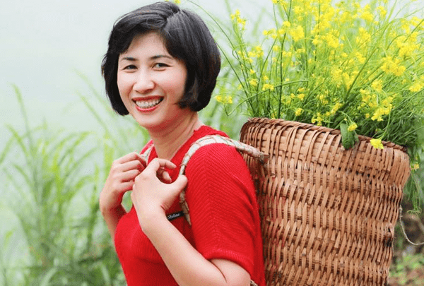 Thư cảm ơn VietPhil Camp của chị Annie Trần