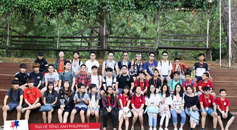 Hoạt động ngoại khoá cuối tuần 3 tại Trại hè tiếng Anh Phillippines
