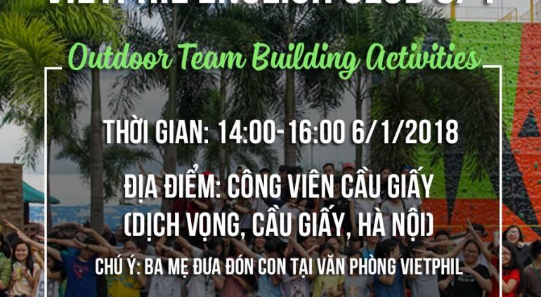 VietPhil English Club 6/1/2018