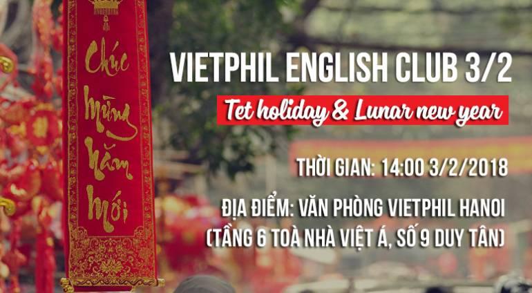 VietPhil English Club 3/2/2018