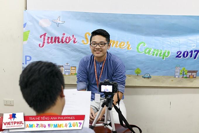 Bài thi thử kỹ năng nói – IELTS Speaking Mock Test tại Trại hè tiếng Anh Philippines chương trình IELTS/ESL