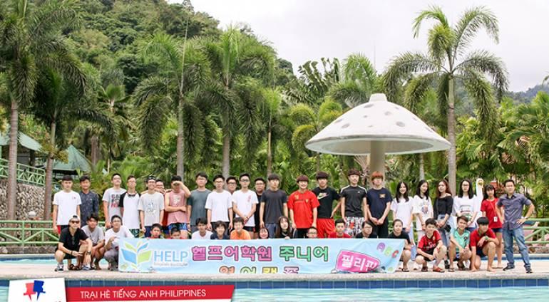 Ngày cuối tuần đầy ý nghĩa của các bạn học sinh tại Trại hè tiếng Anh Philippines – Chương trình IELTS/ESL tuần 2