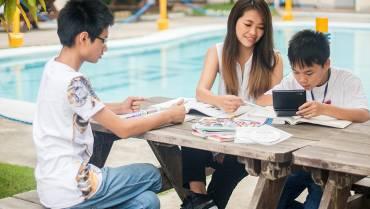 Trại hè tiếng Anh Philippines tại Trường Anh ngữ C2 UBEC