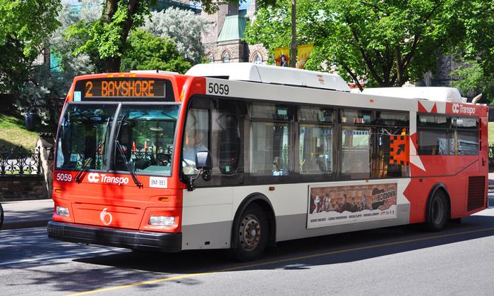 canada bus
