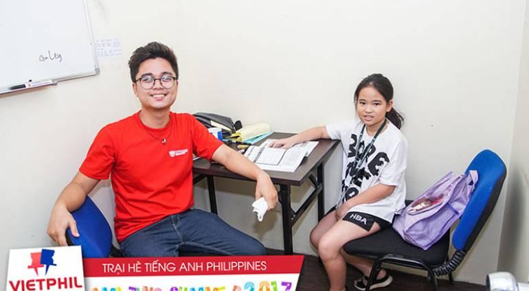 Phương pháp học tiếng Anh đột phá tại trại hè tiếng Anh Philippines – VietPhil Camp