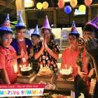 Tiệc sinh nhật cho các bạn trại viên VietPhil Camp trong tháng 6
