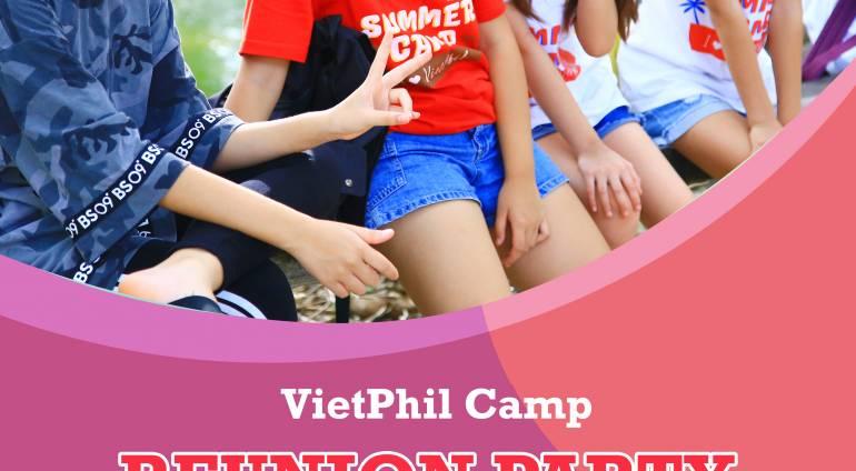 VietPhil Camp 2018 Reunion Party – Họp mặt trại viên VietPhil Camp 2018