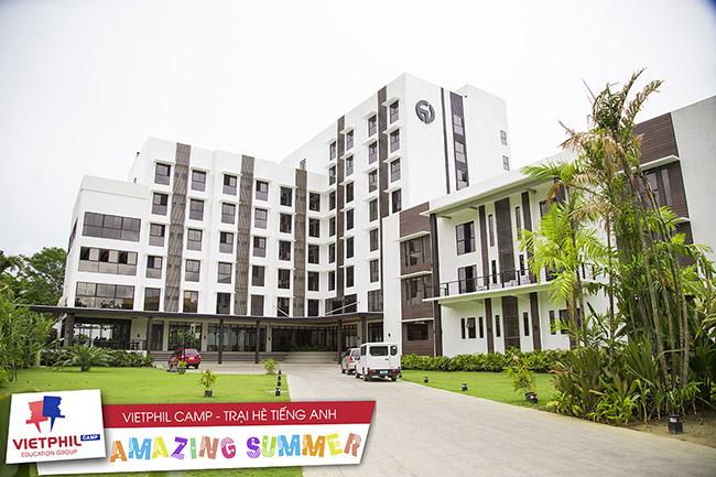 Trại hè Anh ngữ VietPhil Camp - Trường EV Academy 6