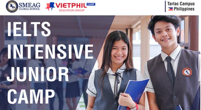 [VIETPHIL CAMP 2019] Giáo viên dạy IELTS tại trường SMEAG – Philippines