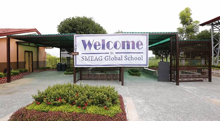 Tham quan khuôn viên trường SMEAG – Tarlac, Philippines