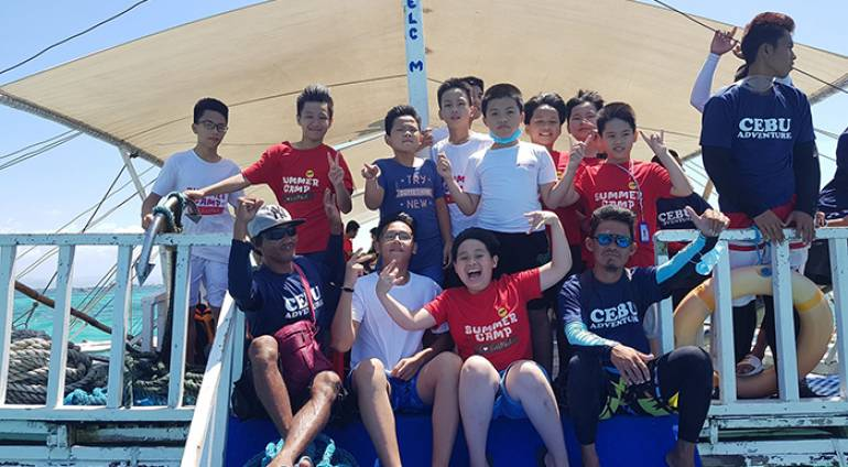 [VIETPHIL CAMP 2018] QQ English Seafront – Câu cá