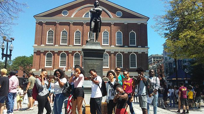 Trại Hè Tiếng Anh Tại Boston - Mỹ 07