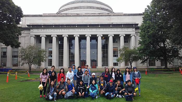 Trại Hè Tiếng Anh Tại Boston - Mỹ 08