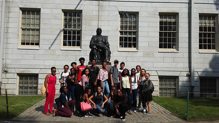 Trại Hè Tiếng Anh Tại Boston - Mỹ 09