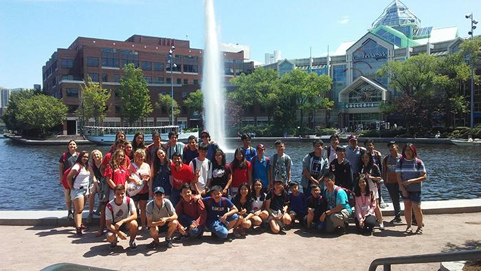 Trại Hè Tiếng Anh Tại Boston - Mỹ 10