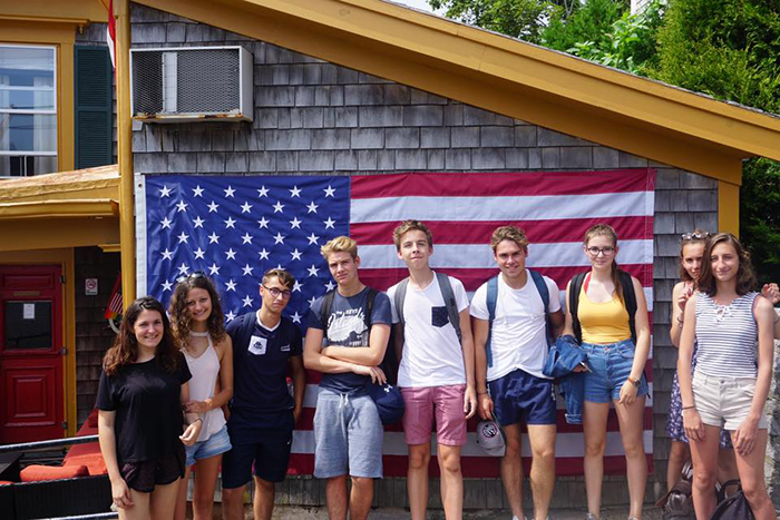 Trại Hè Tiếng Anh Tại Boston - Mỹ 06