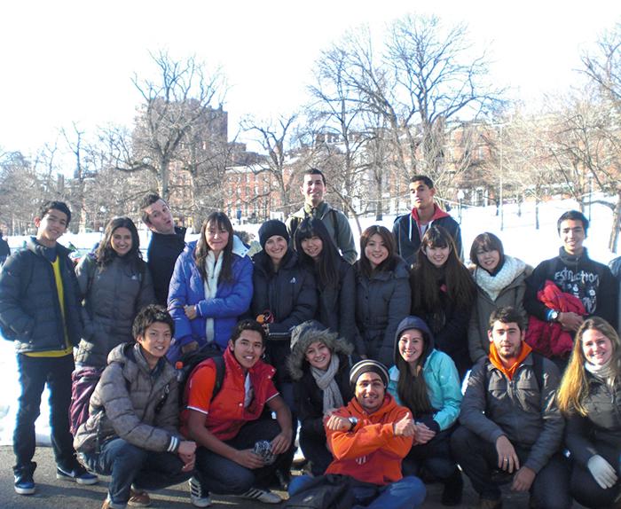 Trại Hè Tiếng Anh Tại Boston - Mỹ 13