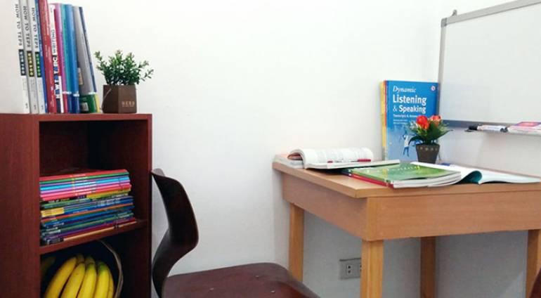 [C2 UBEC] Cơ sở vật chất – Phòng học
