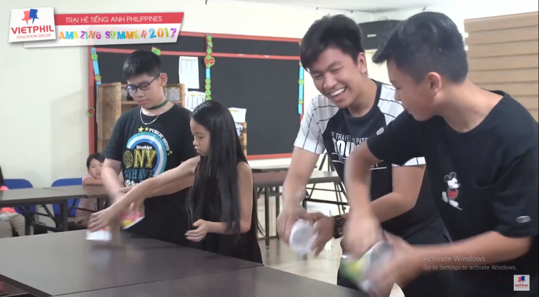 [VietPhil Summer Camp 2017] Help Clark Campus – VietPhil's Got Talent