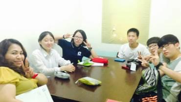[ANH NGỮ PCEA] Lớp học nhóm