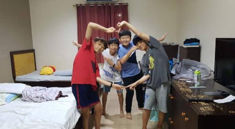 [ANH NGỮ PCEA] Những người bạn cùng phòng vui vẻ