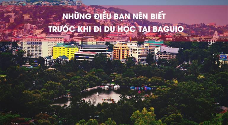 NHỮNG ĐIỀU BẠN NÊN BIẾT TRƯỚC KHI ĐẾN BAGUIO, PHILIPPINES
