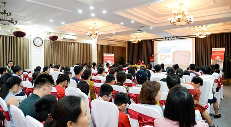 [VIETPHIL CAMP 2019] Hà Nội – Họp đoàn Trại hè tiếng Anh Philippines 2019
