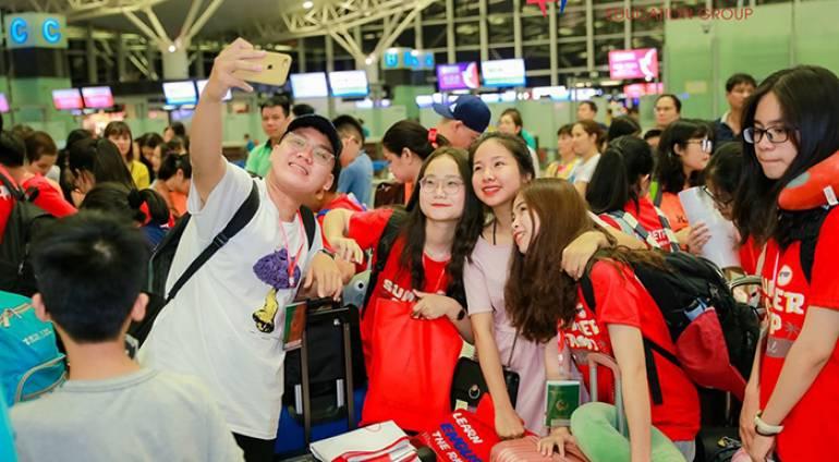 [VIETPHIL CAMP 2019] Khởi Hành Hà Nội 26/5/2019