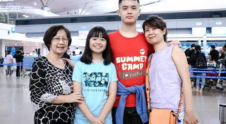[VIETPHIL CAMP 2019] Khởi hành TP. Hồ Chí Minh 26/5/2019