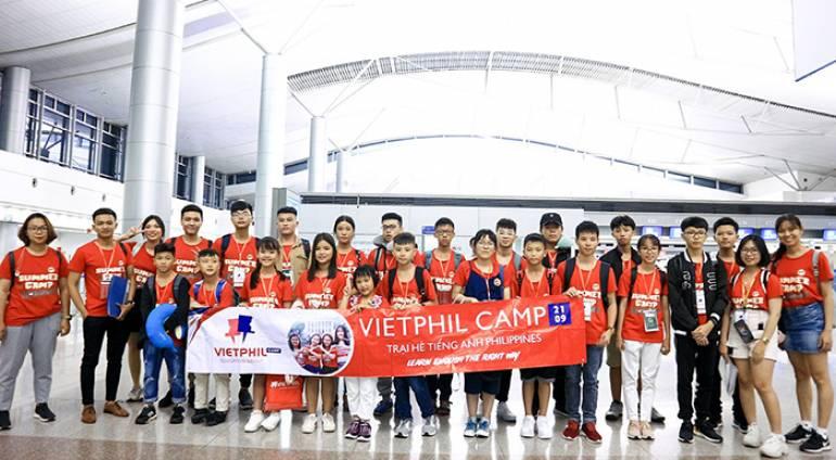 [VIETPHIL CAMP 2019] Khởi hành 29/05/2019 – Thành Phố Hồ Chí Minh