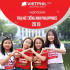 Thông báo họp đoàn Trại hè tiếng Anh Philippines 2019