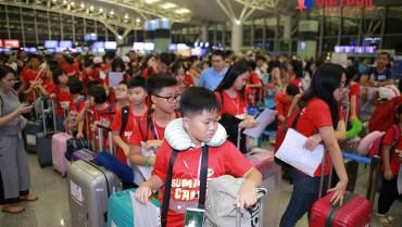 [VIETPHIL CAMP 2019] Khởi hành 09/06/2019 – Hà Nội