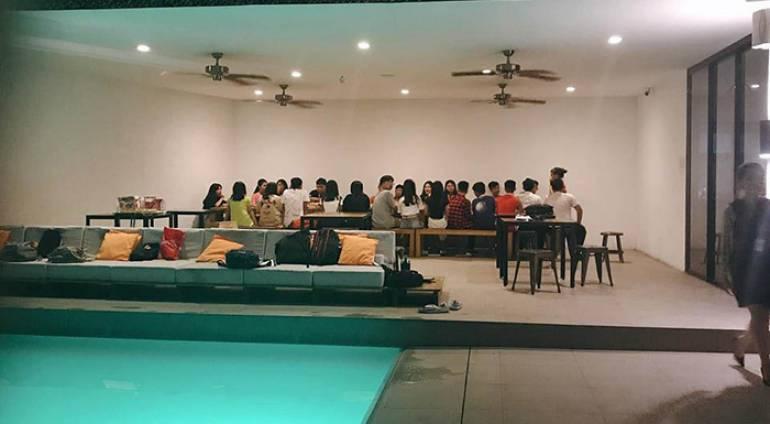 [VietPhil Camp 2019] Tuần đầu tiên tại EV Academy