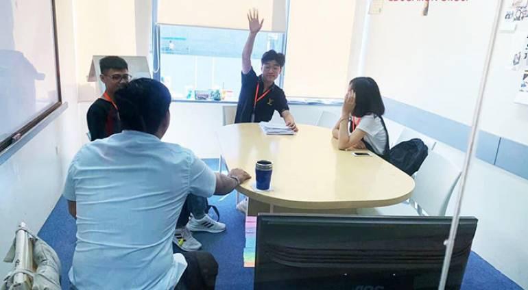 [VietPhil Camp 2019] Tuần đầu tiên tại QQ English IT Park