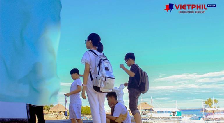 [VietPhil Camp 2019] Tuần đầu tiên tại QQ English Seafront