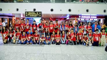 [VIETPHIL CAMP 2019] Khởi hành 04/06/2019 – Hà Nội