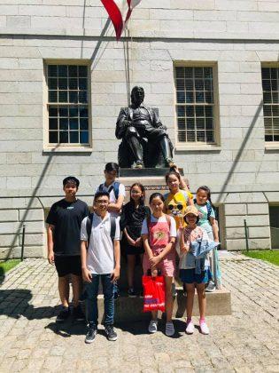 Trại Hè Tiếng Anh Tại Boston - Mỹ 15