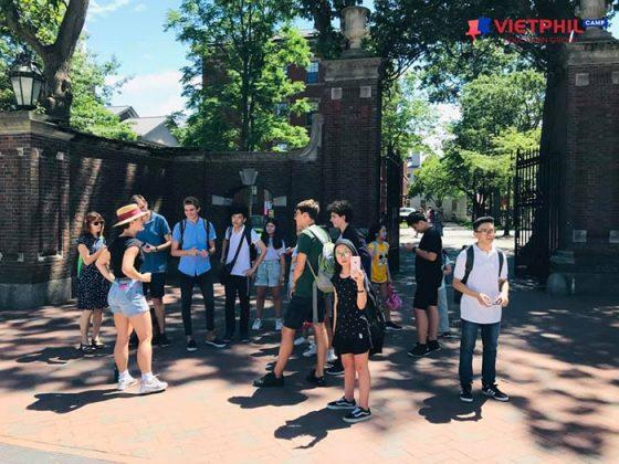 Trại Hè Tiếng Anh Tại Boston - Mỹ 29