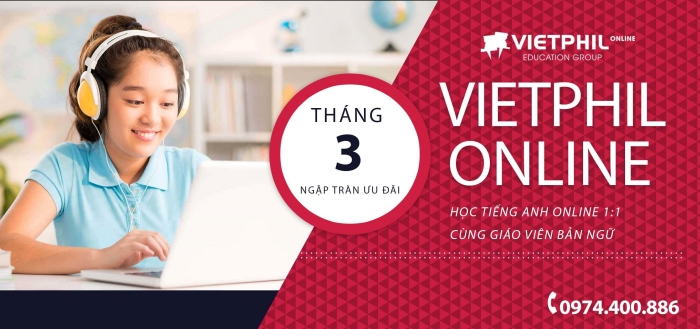 hoc tieng anh online