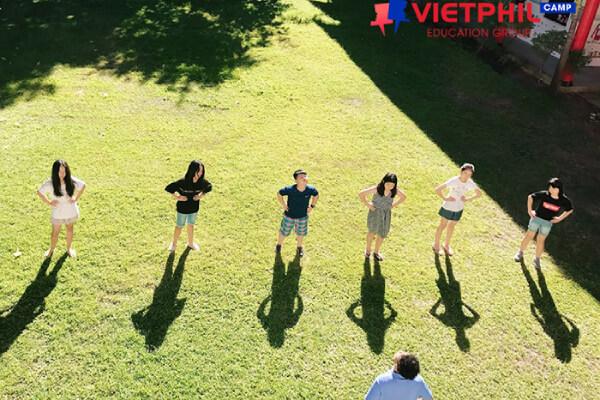 Trại hè giúp trẻ điều chỉnh lối sống lành mạnh