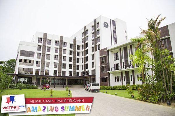 Trại Hè Tiếng Anh Tại Trường EV Academy