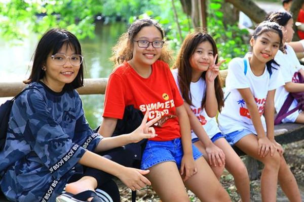 Trại Hè Quốc Tế Tại Philippines