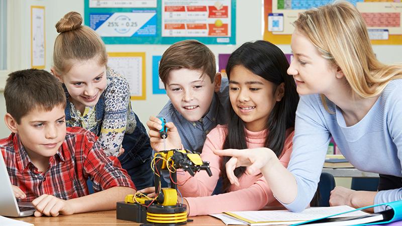 Mô hình giáo dục STEAM tại Mỹ