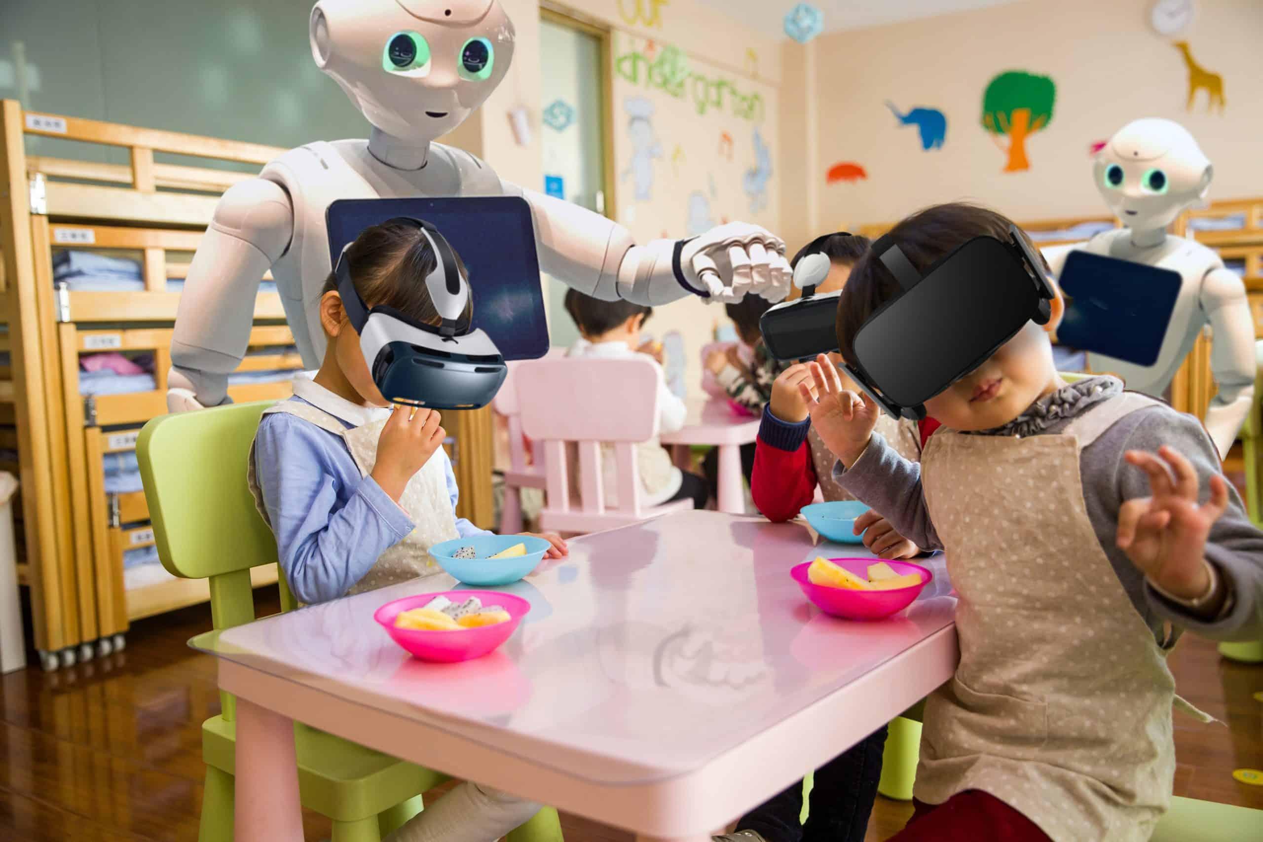 Trẻ em và AI