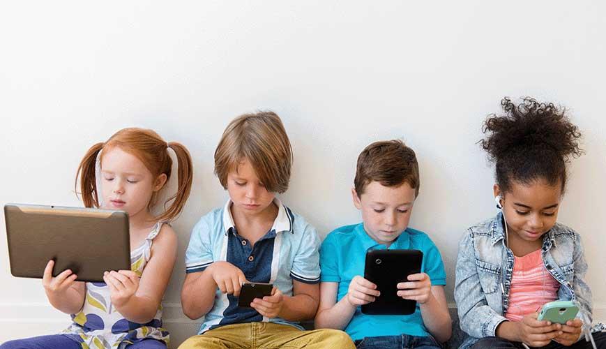 Trẻ em và công nghệ